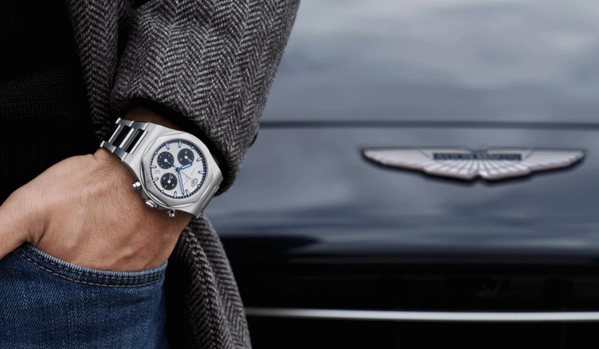 Aston Martin e Girard-Perregaux unem esforços para criar relógios de luxo