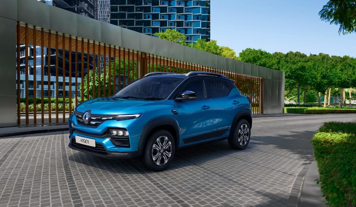 Renault Kiger, o SUV com preço acessível que está a caminho da Europa