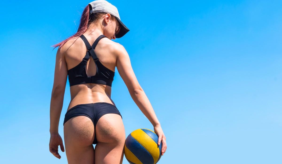 Jogadoras proibidas de usar biquíni em torneio de voleibol de praia