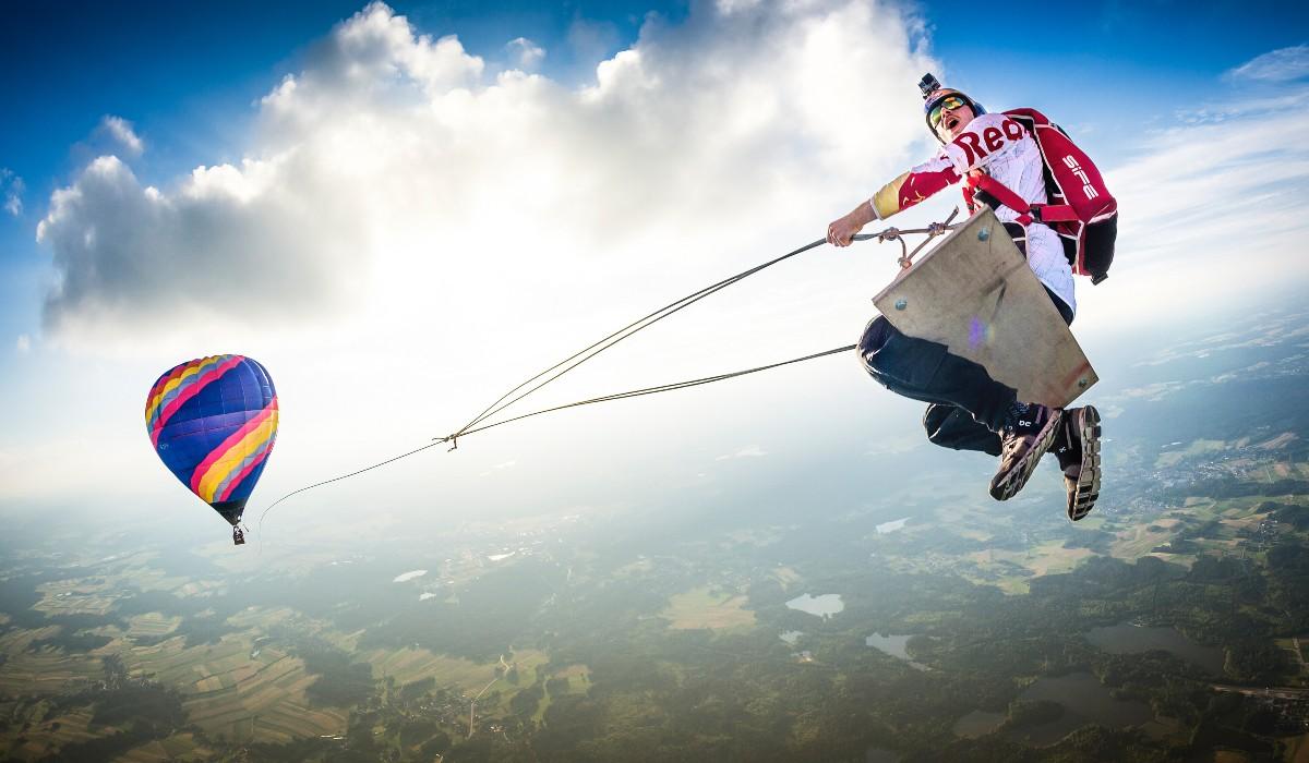 Red Bull Illume, o concurso que mostra as fotos mais incríveis de desportos de ação e aventura