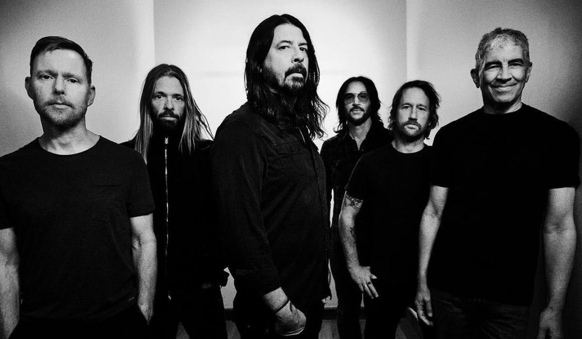 Dave Grohl revela história que deu origem à música Everlong