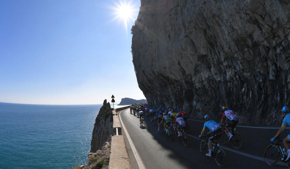 Volta ao País Basco está à sua espera no Eurosport