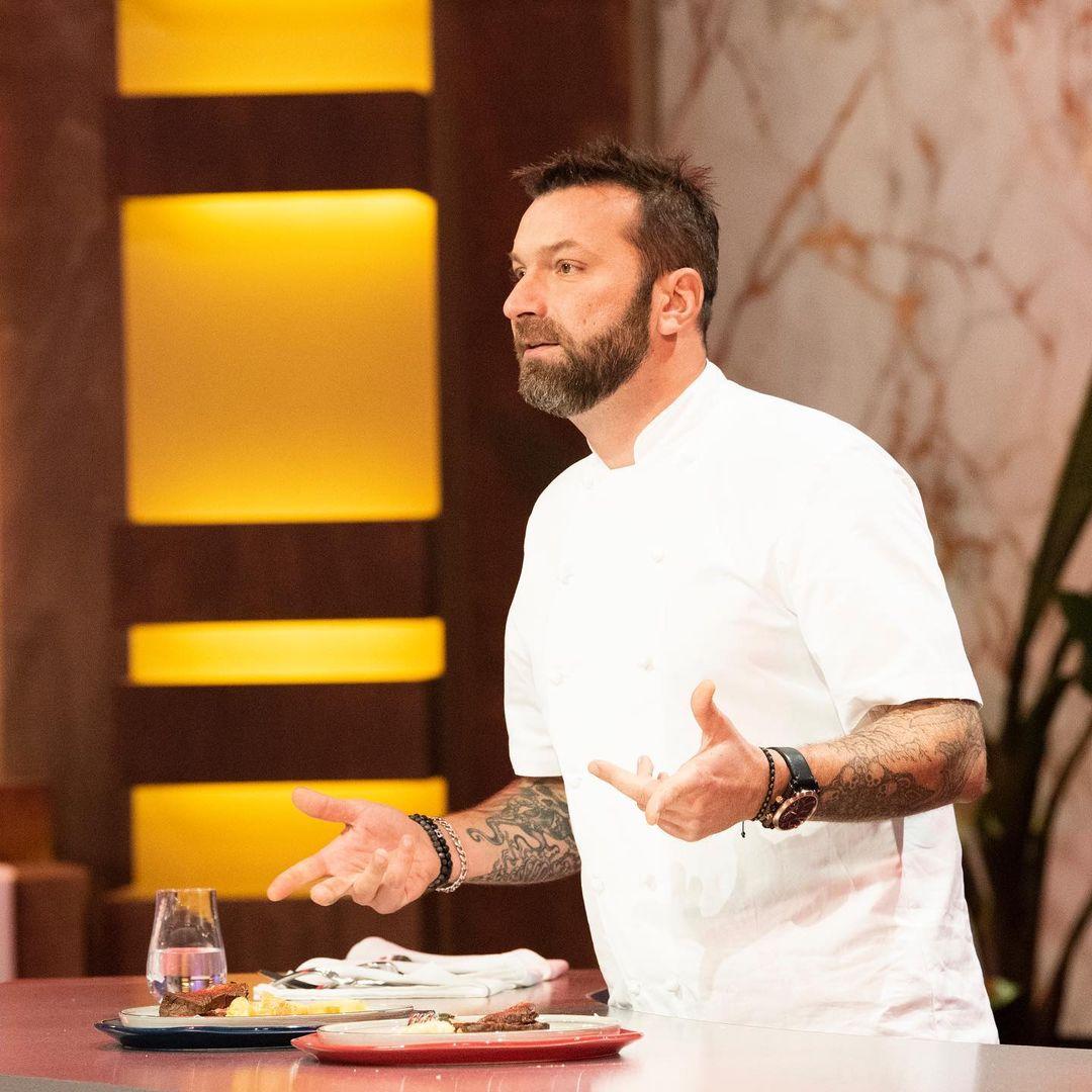 "Mãe de Ljubomir Stanisic vai ao ""Hell's Kitchen"" e promete pegar fogo"