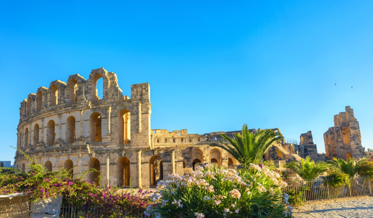 Mahdia, a antiga capital da Tunísia é uma viagem ao passado