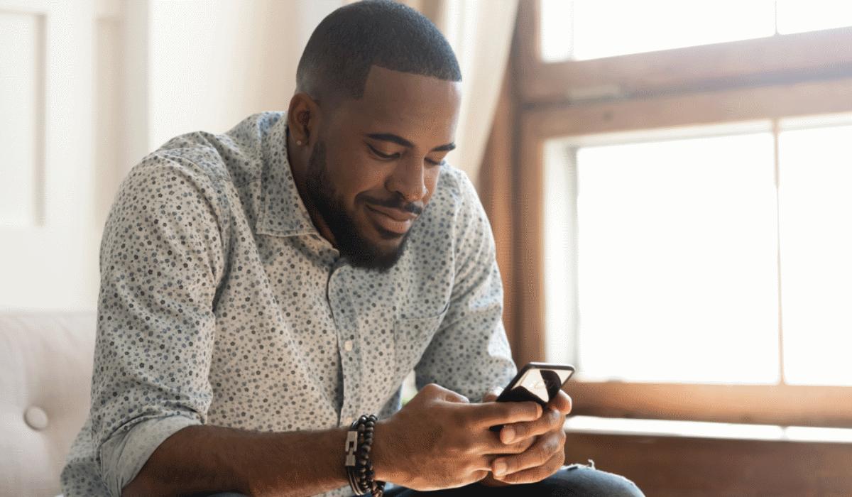 Nova aplicação de encontros online só funciona um dia por semana