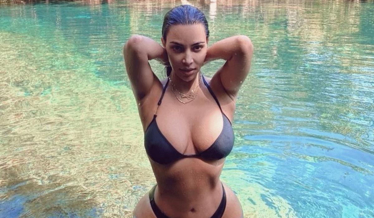 Kim Kardashian é oficialmente bilionária