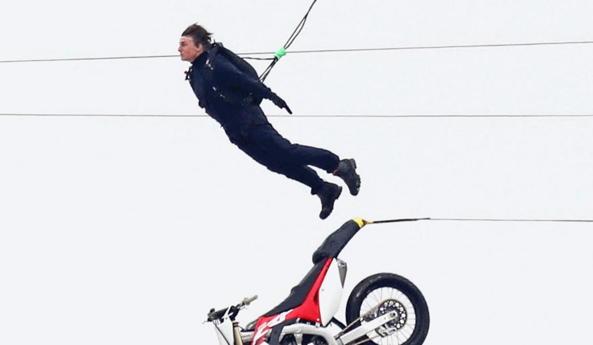 Tom Cruise revela detalhes sobre a cena mais radical de Missão: Impossível 7
