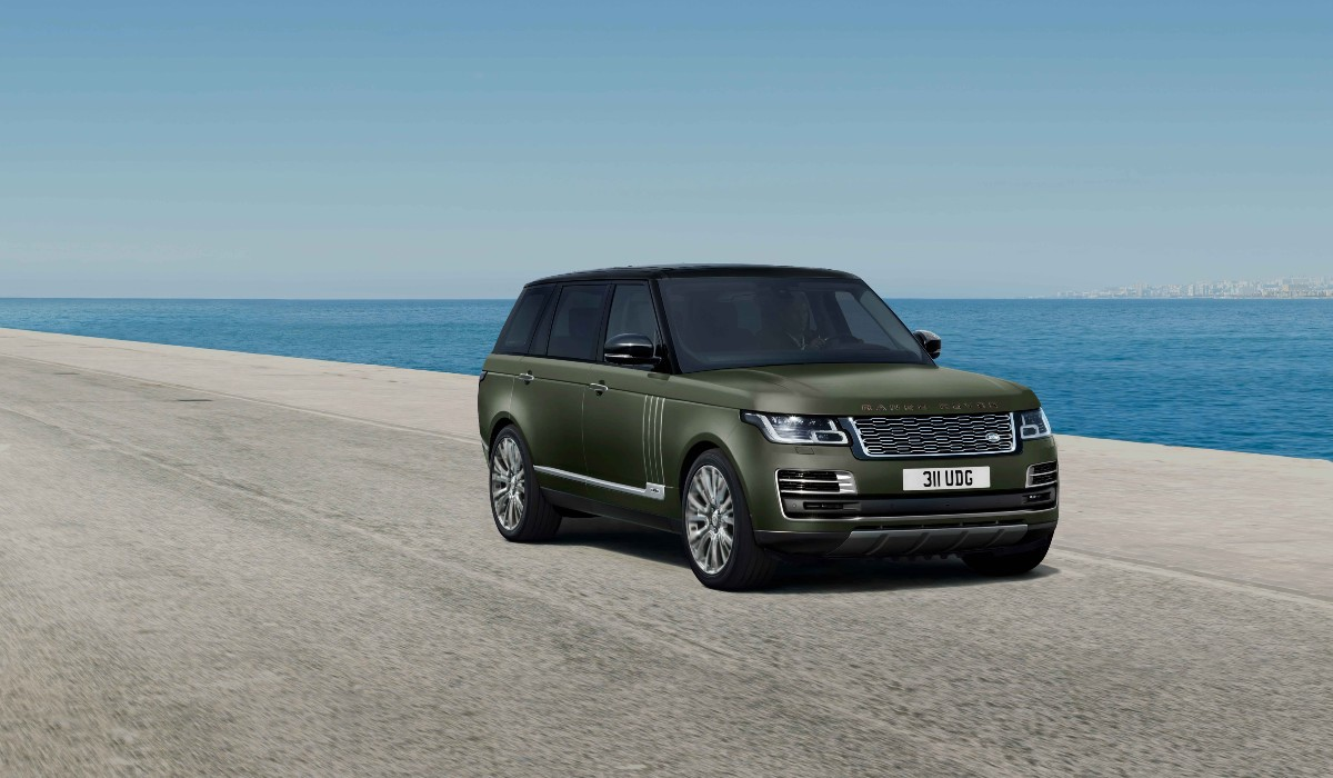 Novos Range Rover primam pela exclusividade