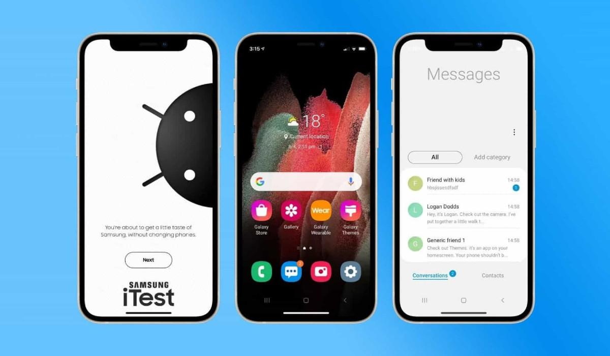 """Samsung dá """"aperitivo"""" a utilizadores que têm iPhone"""