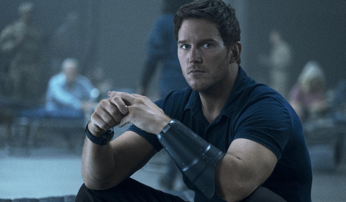 Chris Pratt em destaque no teaser de The Tomorrow War