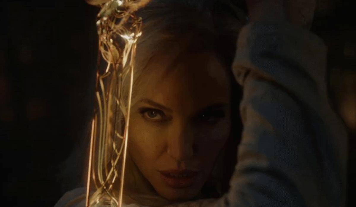 Reveladas as primeiras imagens de Angelina Jolie em Eternals