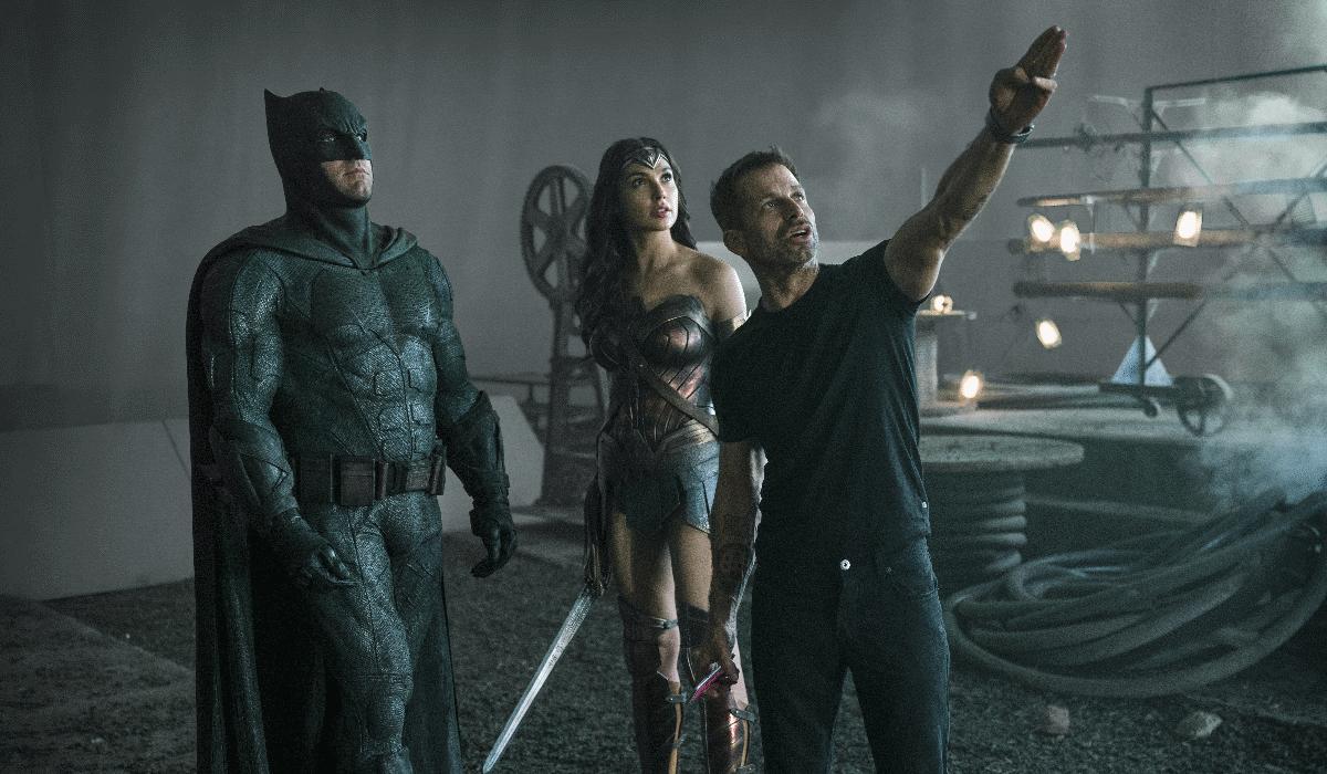 Zack Snyder esclarece se os seus filmes são, ou não, de direita