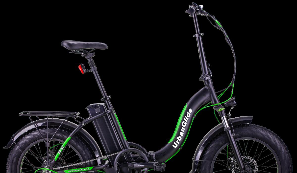 EBike C5, a nova bicicleta dobrável da Urban Glide