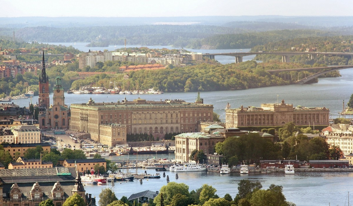 Estocolmo, a Veneza do norte da Europa