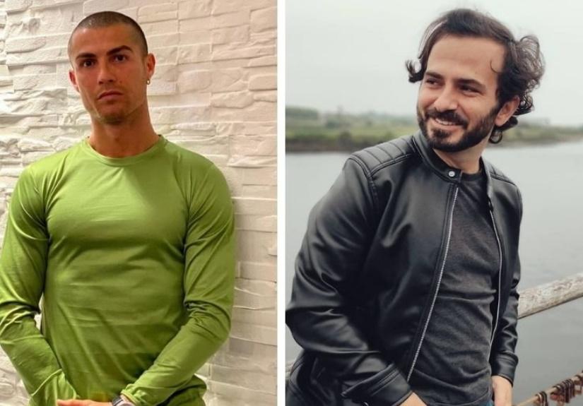 """""""Conversa"""" entre Crómio de Morangos com Açúcar e Cristiano Ronaldo torna-se viral"""