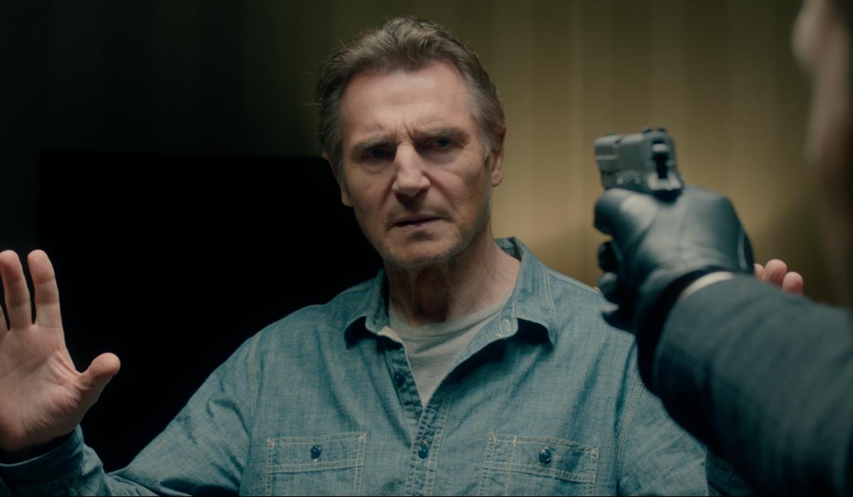 Liam Neeson ainda não se reformou e está preparado para Um Último Golpe