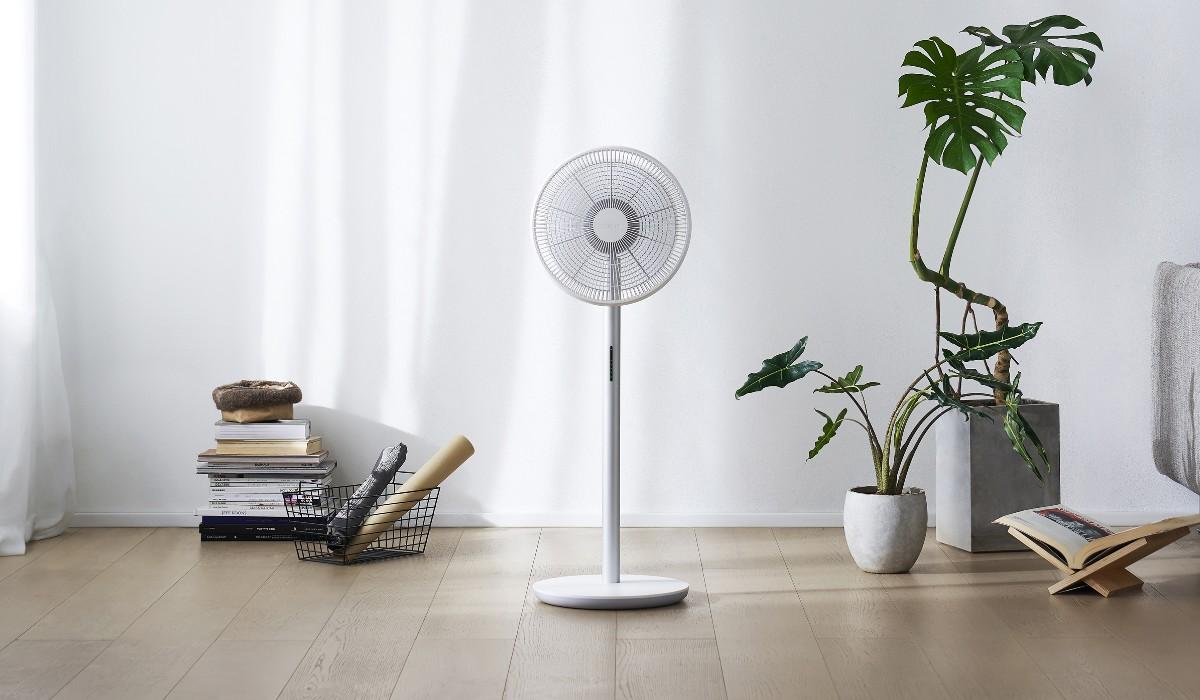 Smartmi Standing Fan 3, o ventilador inteligente com purificador de ar que já pode comprar em Portugal