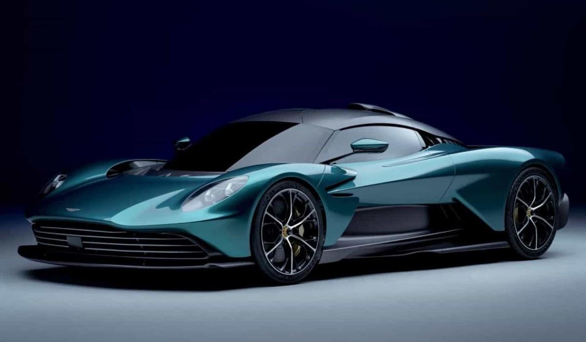 Valhalla, o novo supercarro híbrido da Aston Martin