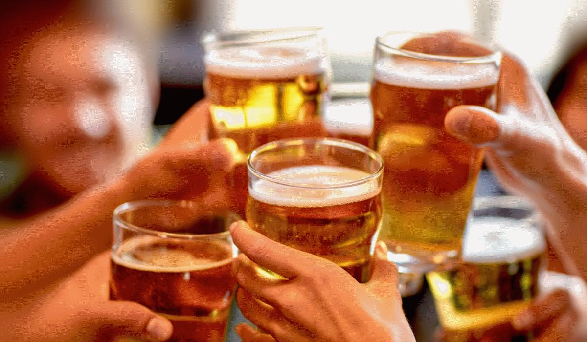 Álcool é o fator principal para o aparecimento de 7 tipos de cancro
