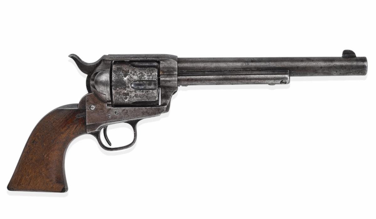 Revólver que assassinou Billy the Kid pode ser seu