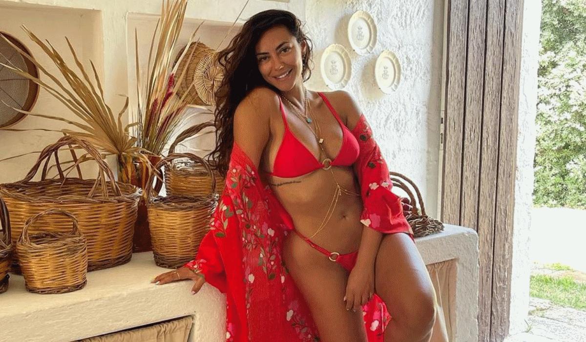 Sofia Ribeiro e a real possibilidade de passar a ver menos fotos da atriz em biquíni