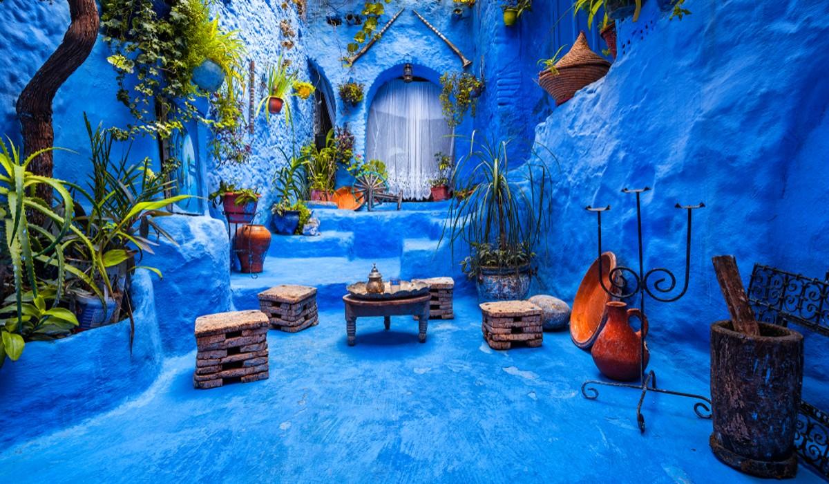 Os mil e um encantos de Chefchaouen, a cidade azul de Marrocos
