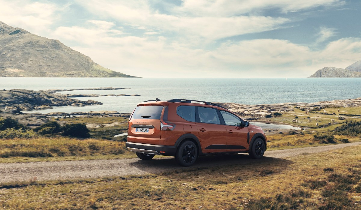 Dacia Jogger, o familiar de 7 lugares reinventado