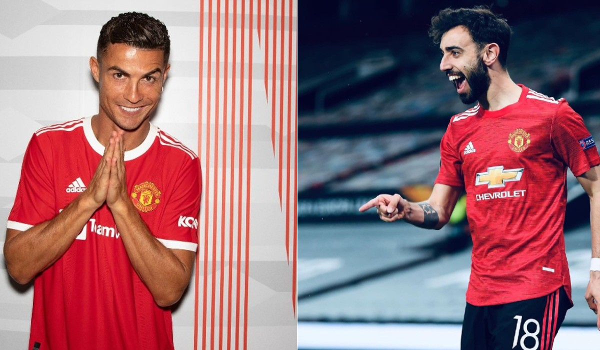 Ronaldo ou Bruno Fernandes, quem é o novo dono da bola?