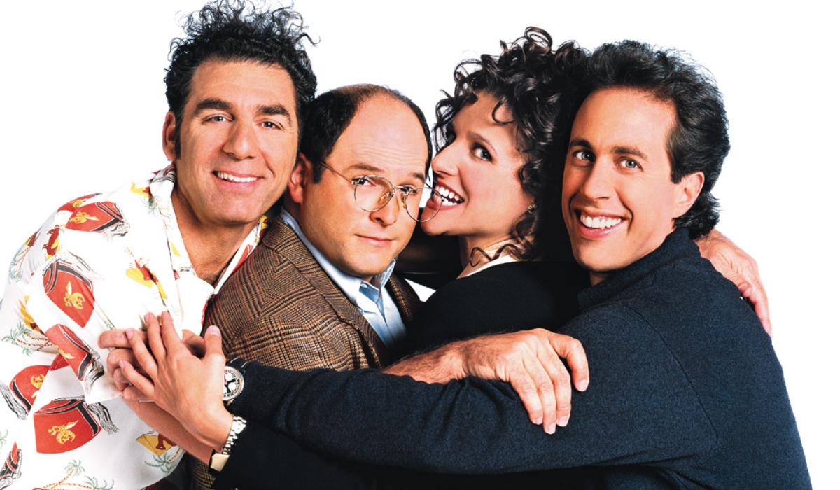 Seinfeld já tem data de estreia na Netflix