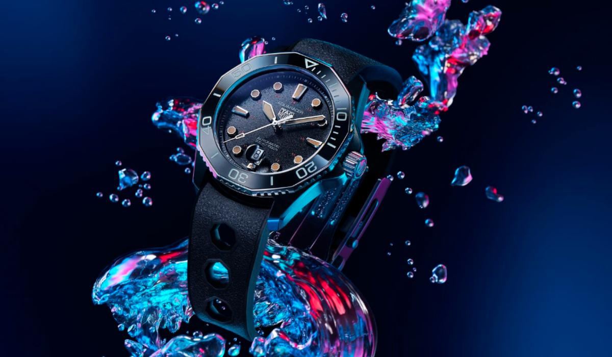 Tag Heuer recupera relógio de mergulho celebrizado por James Bond