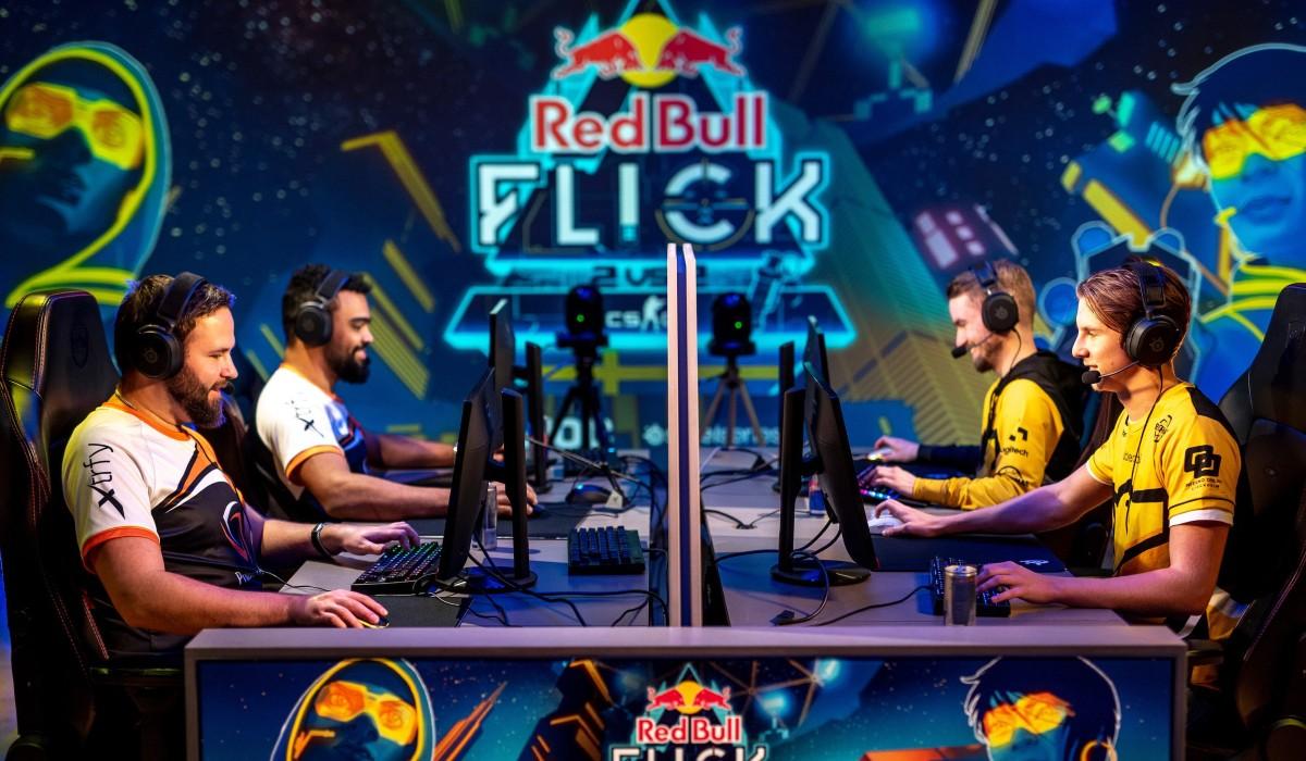 Red Bull Flick: batalha de Counter-Strike em Lisboa antes da final mundial