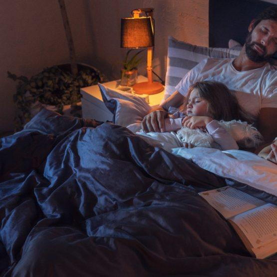 A relação entre sono, saúde mental e bom humor