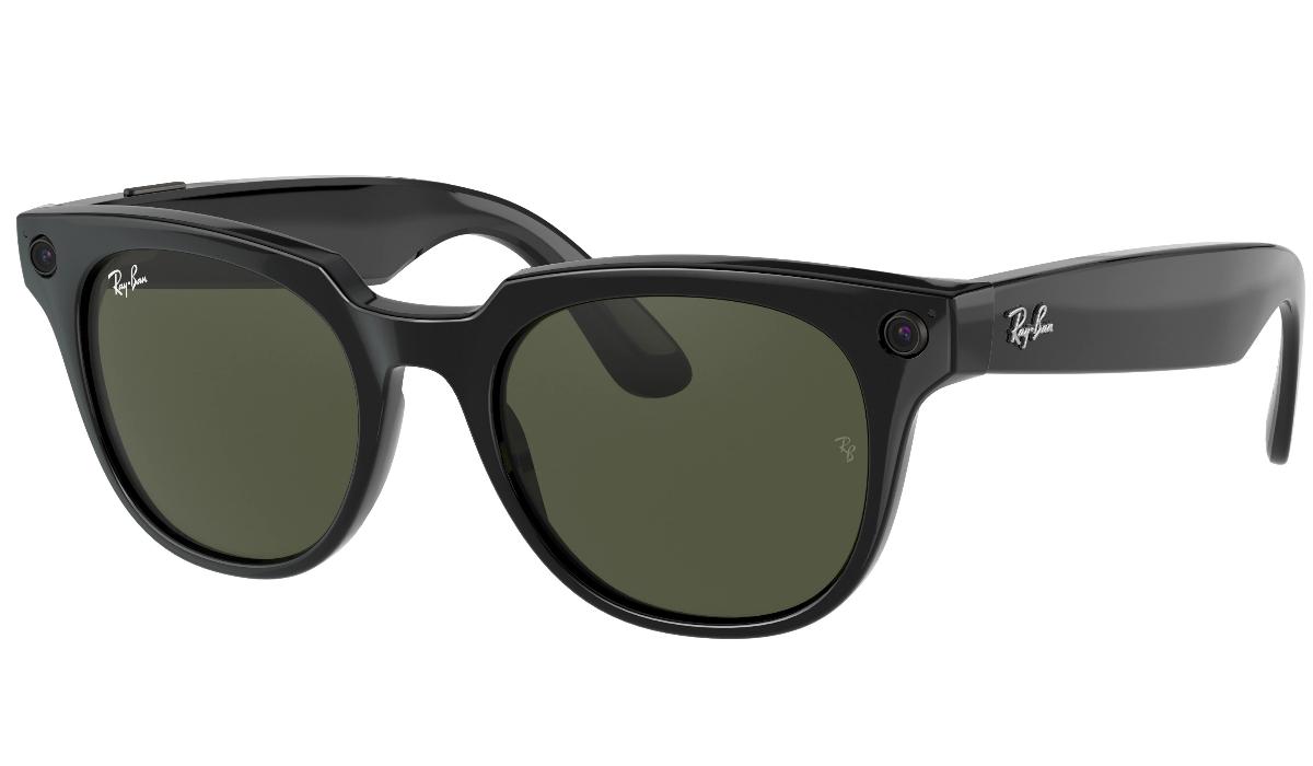 Facebook e Ray-Ban lançam óculos de sol com câmaras