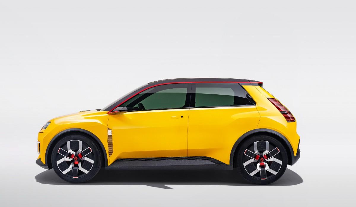 Protótipo do Renault 5 ganha prémio e chega ao mercado em 2024