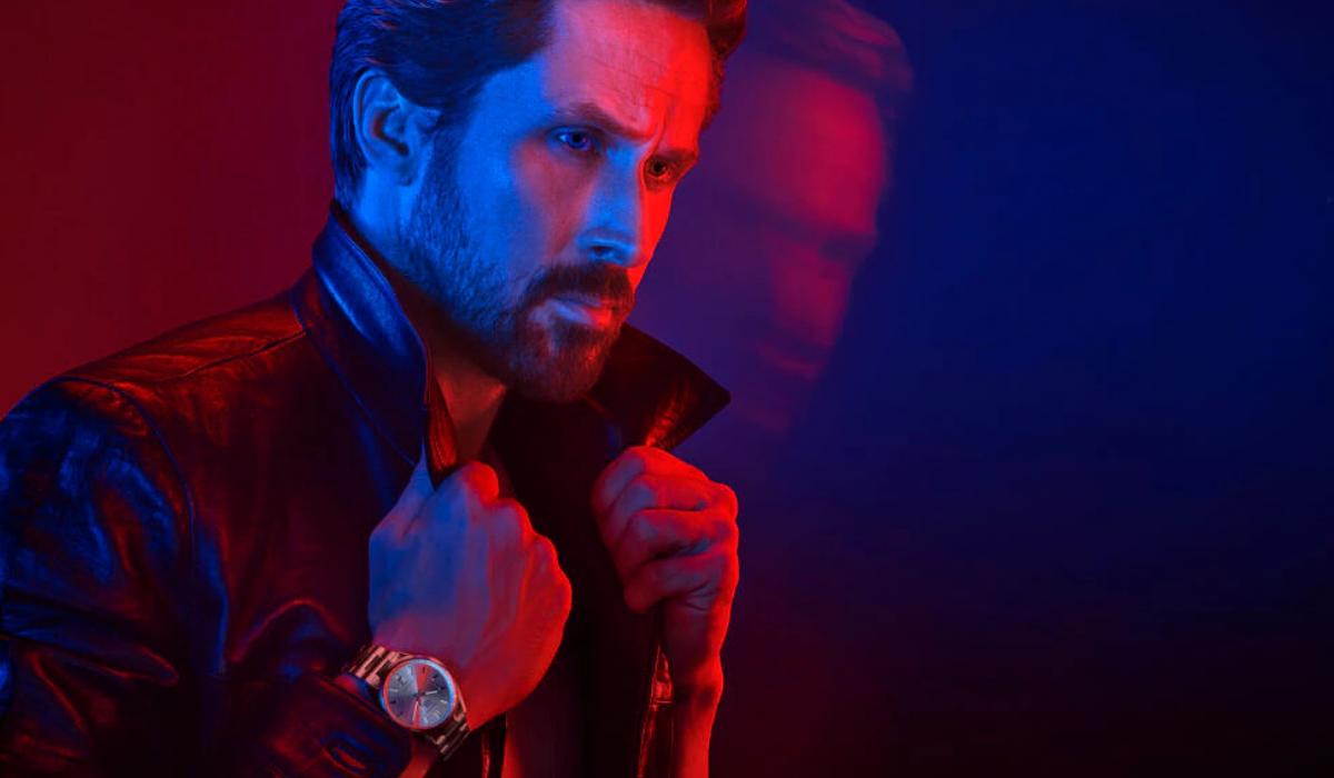 Ryan Gosling junta-se à Tag Heuer para o lançamento de 13 relógios da coleção Three Hands