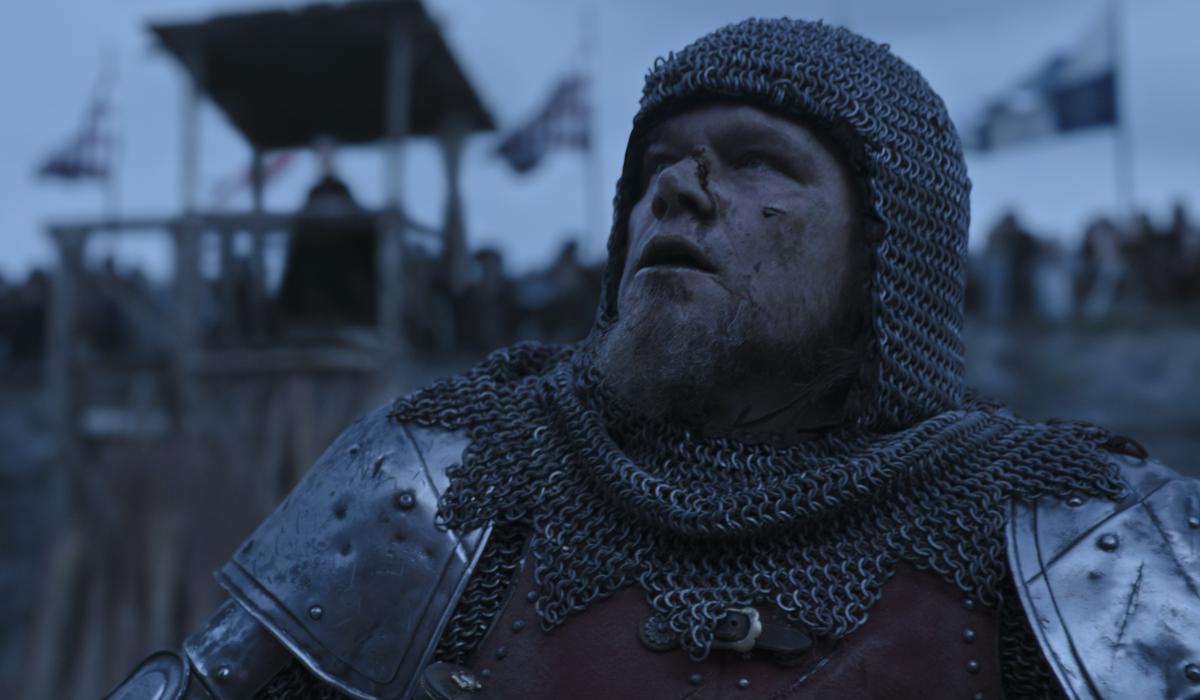 Ridley Scott corta beijo de Matt Damon e Ben Affleck de O Último Duelo